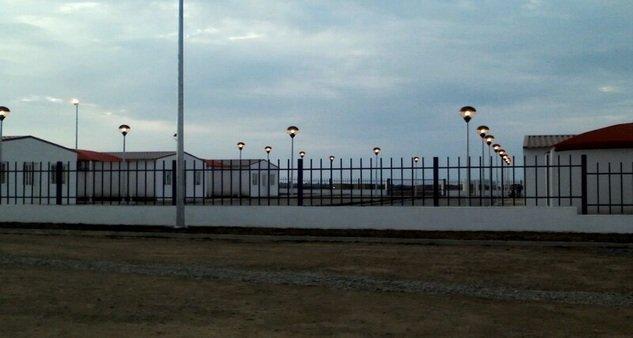 Condominium d'éclairage public Luanda, Angola